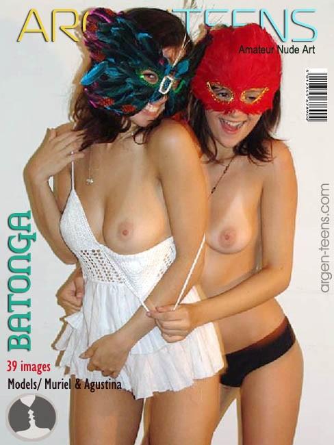 Muriel & Agustina - `Batonga` - for ARGEN-TEENS
