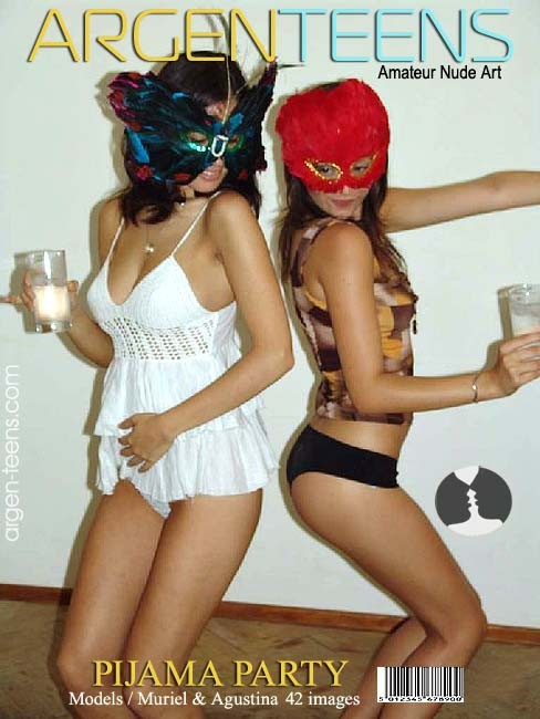 Muriel & Agustina - `Pijama Party` - for ARGEN-TEENS