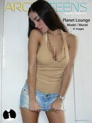Muriel in Planet Lounge gallery from ARGEN-TEENS