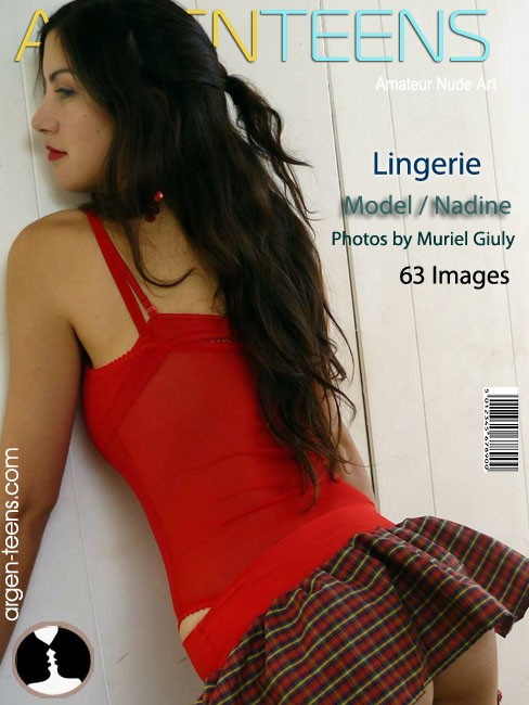 Nadine - `Lingerie` - by Muriel Giuly for ARGEN-TEENS