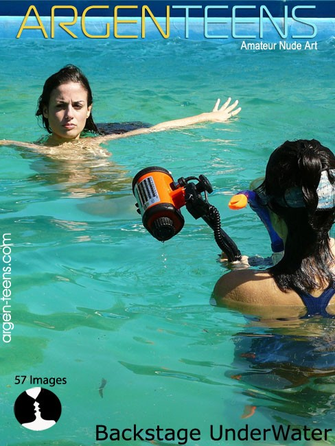 `Backstage Underwater` - for ARGEN-TEENS