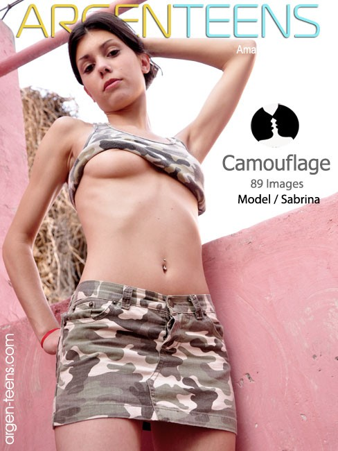 Sabrina - `Camouflage` - for ARGEN-TEENS