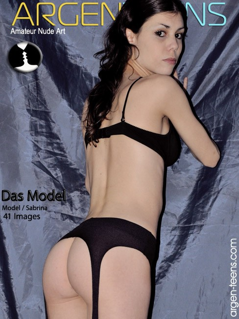 Sabrina - `Das Model` - for ARGEN-TEENS