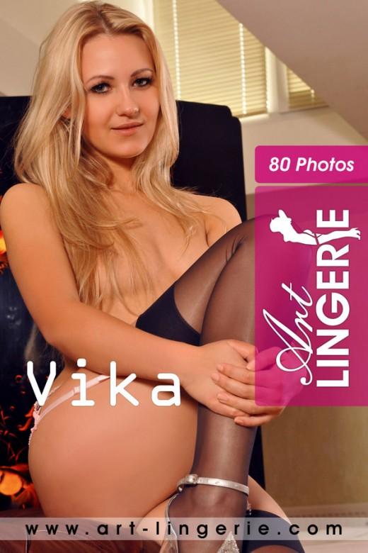 Vika - for ART-LINGERIE
