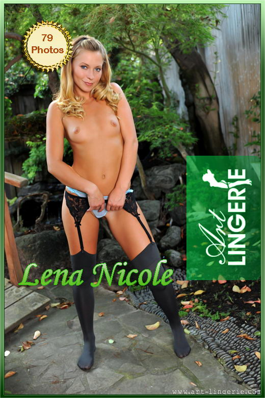 Lena Nicole - for ART-LINGERIE