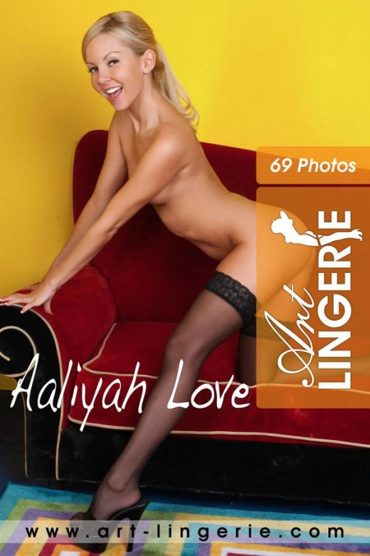 Aaliyah Love - for ART-LINGERIE