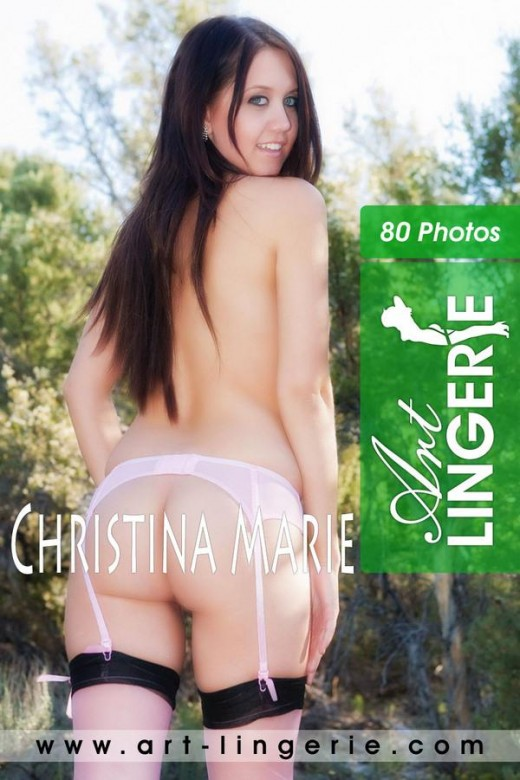 Christina Marie - for ART-LINGERIE