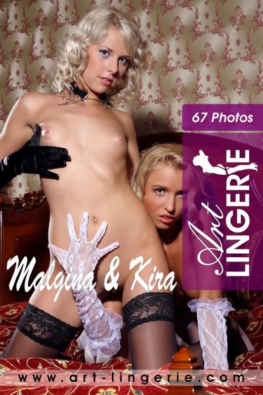 Malgina & Kira - for ART-LINGERIE