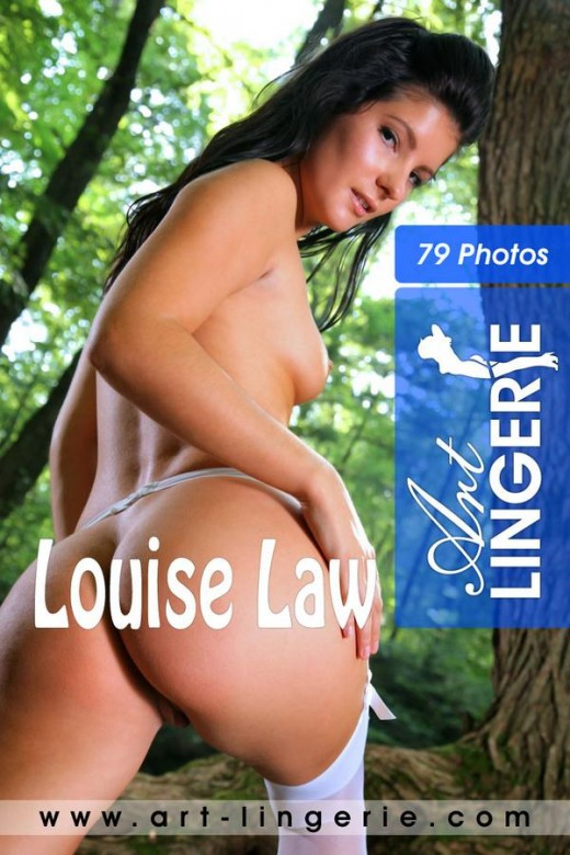 Louise Law - for ART-LINGERIE