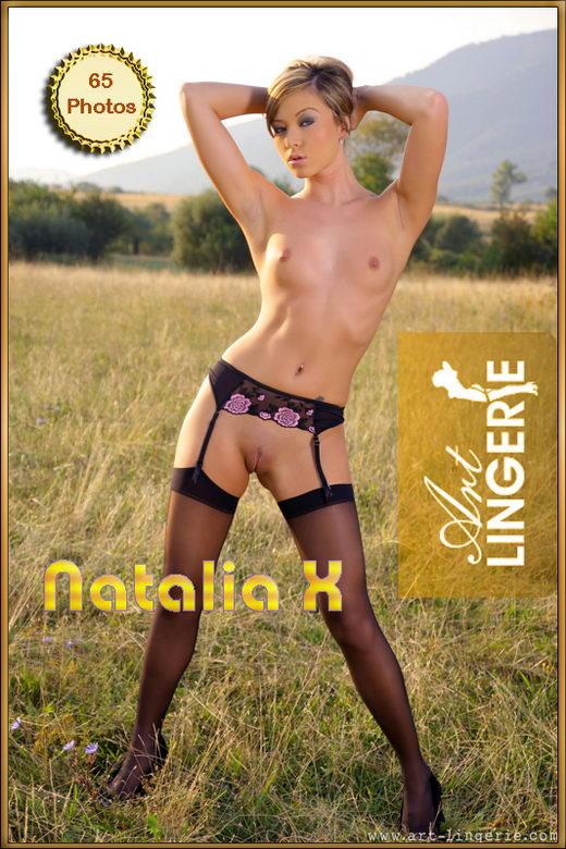 Natalia X - for ART-LINGERIE