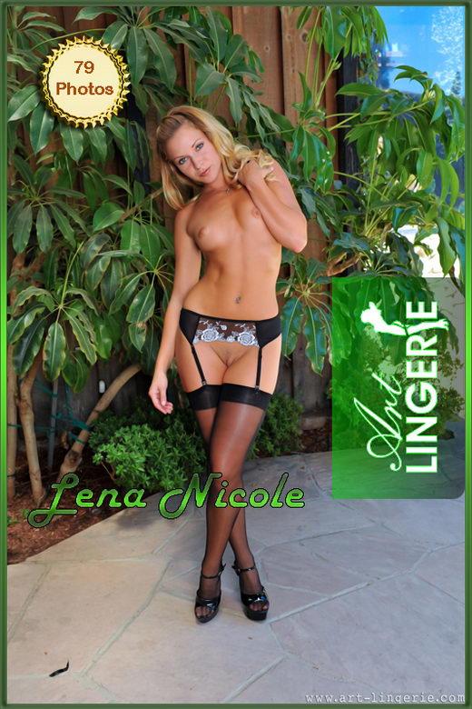 Lena Nicole - for ART-LINGERIE