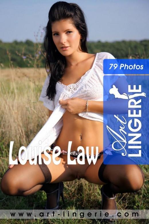 Louise Law - for ART-LINGERIE
