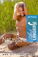 Natasha in  gallery from ART-LINGERIE