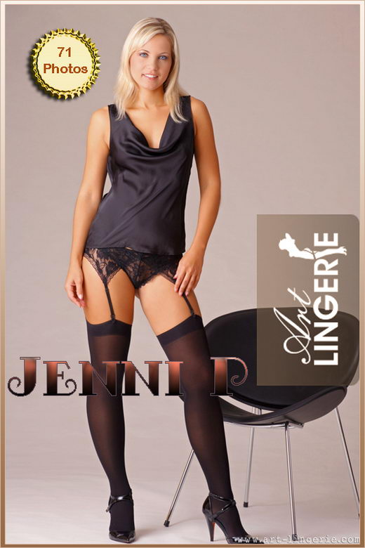 Jenni P - for ART-LINGERIE