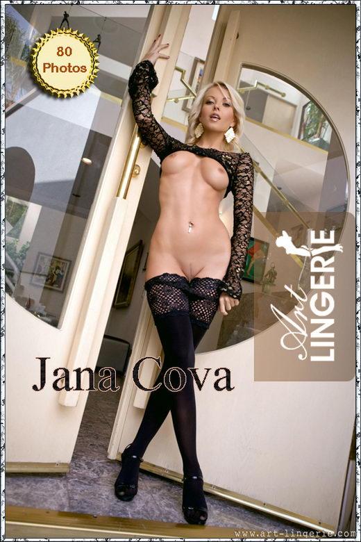 Jana Cova - for ART-LINGERIE