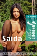 Saida in  gallery from ART-LINGERIE
