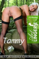 Tammy in  gallery from ART-LINGERIE