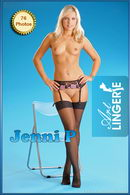 Jenni P in  gallery from ART-LINGERIE