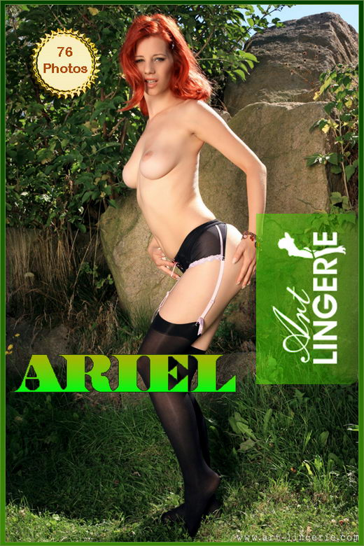 Ariel - for ART-LINGERIE