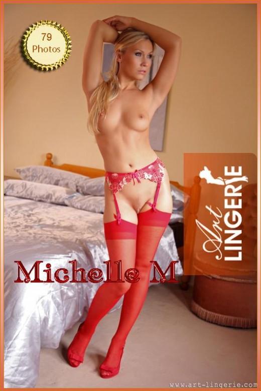 Michelle M - for ART-LINGERIE