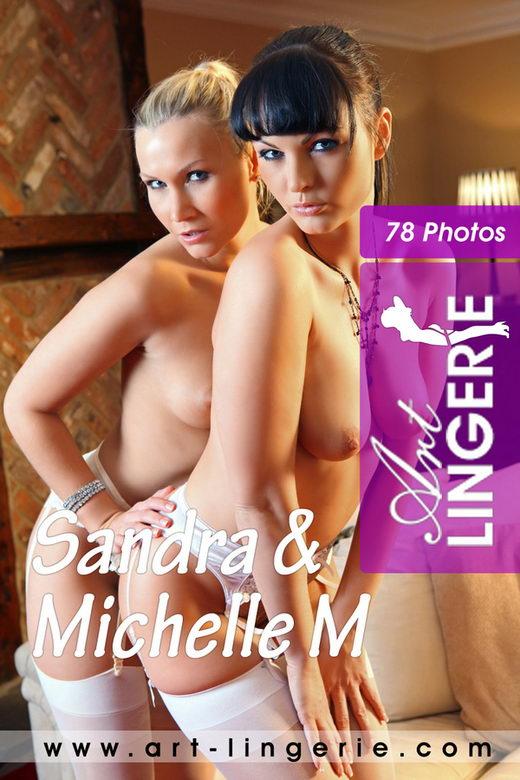 Sandra & Michelle M - for ART-LINGERIE