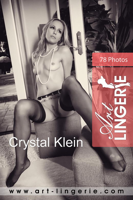 Crystal Klein - for ART-LINGERIE