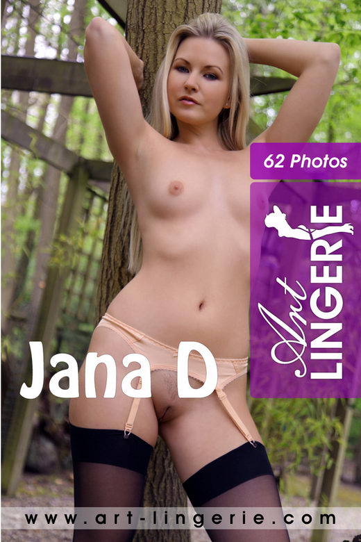 Jana D - for ART-LINGERIE