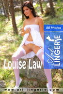 Louise Law in  gallery from ART-LINGERIE