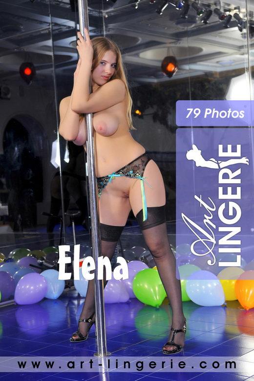 Elena - for ART-LINGERIE