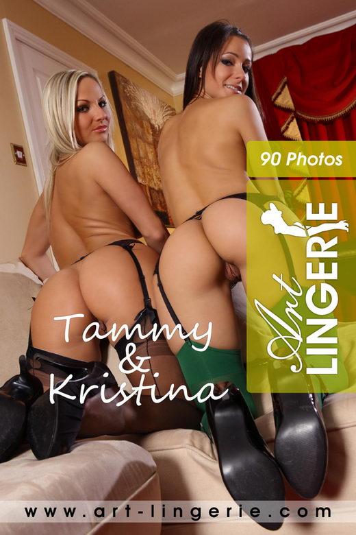 Tammy & Kristina - for ART-LINGERIE