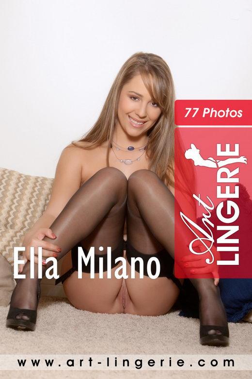 Ella Milano - for ART-LINGERIE