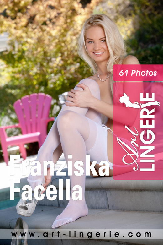 Franziska Facella - for ART-LINGERIE