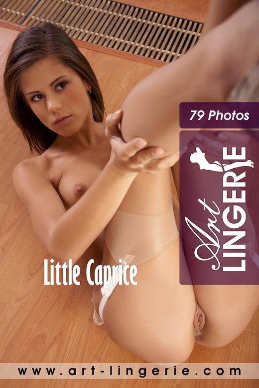 Little Caprice - for ART-LINGERIE