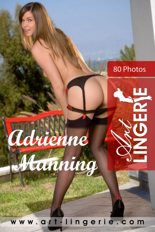 Adrienne Manning - for ART-LINGERIE