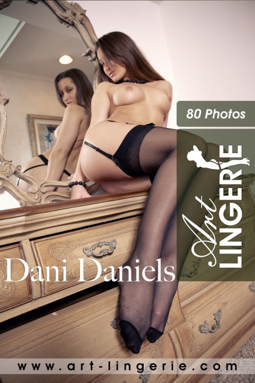 Dani Daniels - for ART-LINGERIE