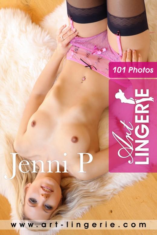 Jenni P - for ART-LINGERIE