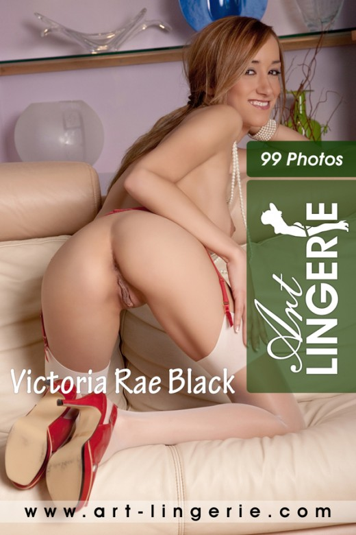 Victoria Rae Black - for ART-LINGERIE