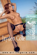Jayden Cole in  gallery from ART-LINGERIE