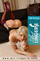 Naomi in  gallery from ART-LINGERIE