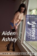 Aiden Ashley in  gallery from ART-LINGERIE