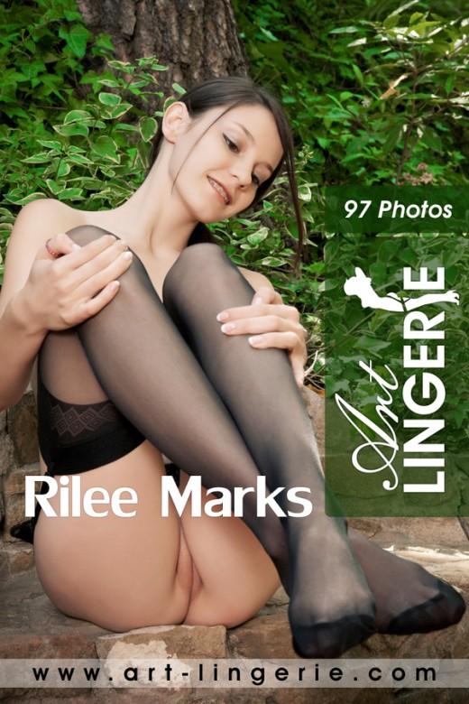 Rilee Marks - for ART-LINGERIE