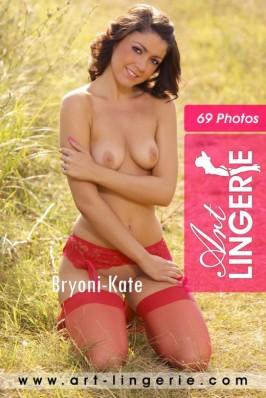 Bryoni-Kate & Bryoni Kate & Gemma Jack  from ART-LINGERIE