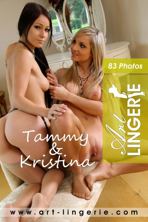 Tammy & Kristina - for ART-LINGERIE