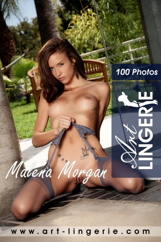 Malena Morgan - for ART-LINGERIE