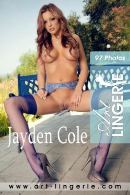 Jayden Cole  from ART-LINGERIE