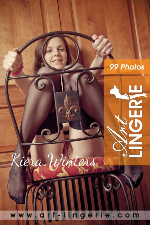 Kiera Winters - for ART-LINGERIE