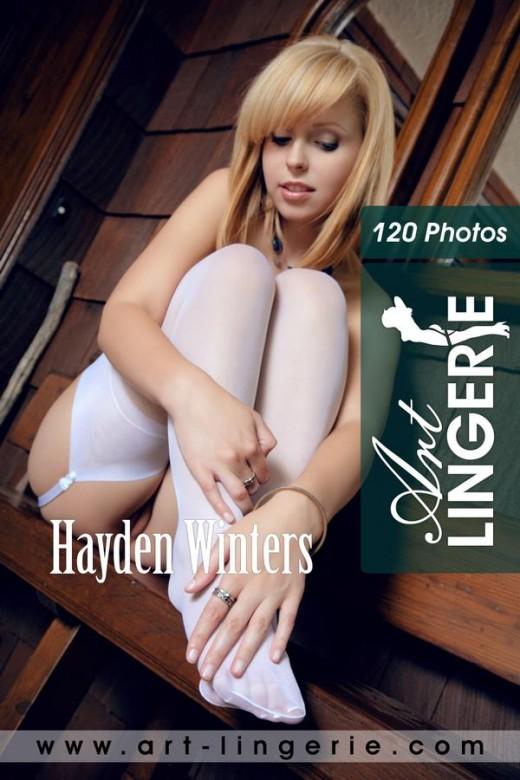 Hayden Winters - for ART-LINGERIE