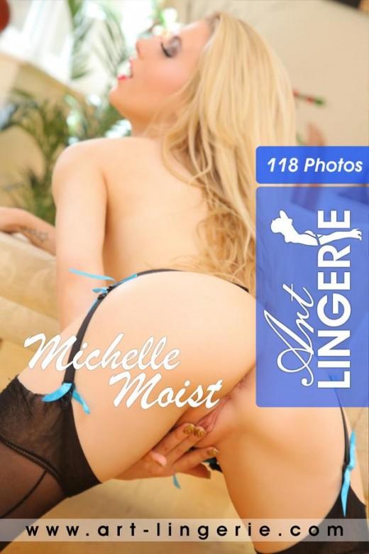 Michelle Moist - for ART-LINGERIE