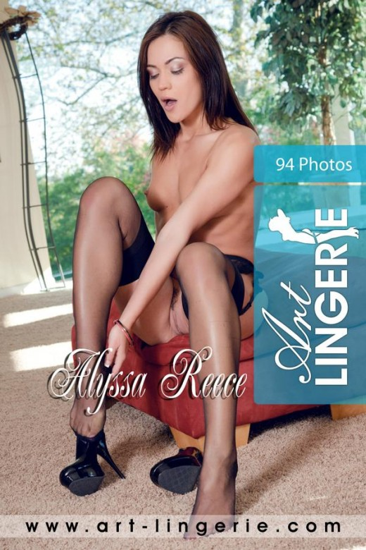 Alyssa Reece - for ART-LINGERIE