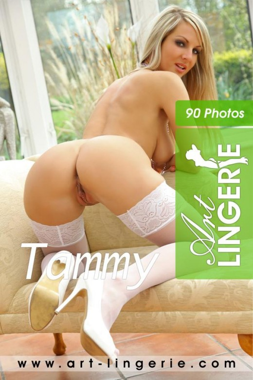 Tammy - `90 images` - for ART-LINGERIE